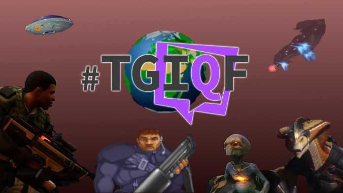 #TGIQF - Das Quiz rund um X-COM