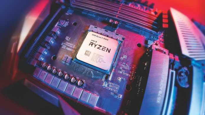 AMD Ryzen übertakten