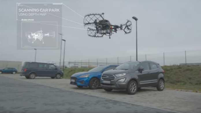 "EU-Projekt ""Autopilot"": Autonom Parken mit Drohnenhilfe"
