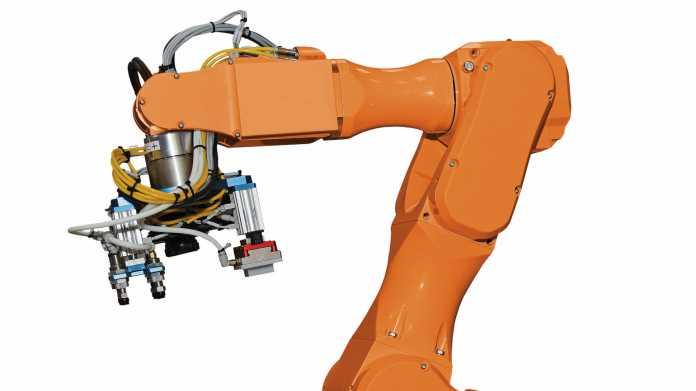 Robotersteuerung: Vormachen statt programmieren