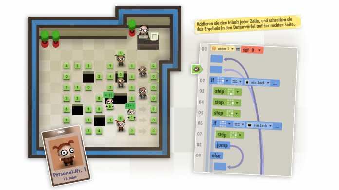Programmier-Games versprechen anspruchsvollen Rätselspaß