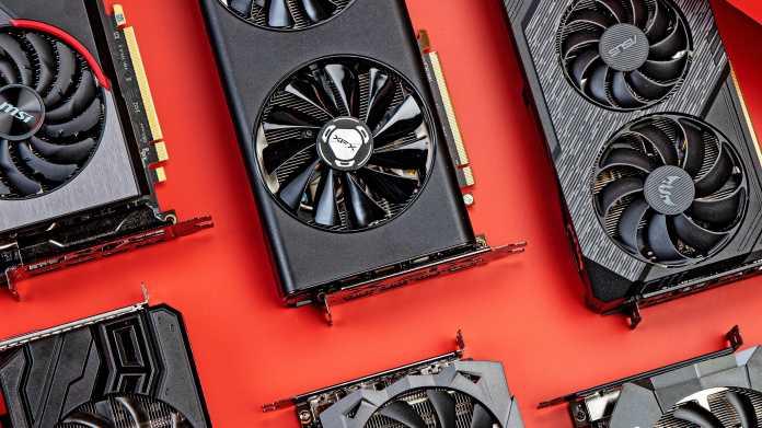 Spielergrafikkarte Radeon RX 5600 XT: AMD erhöht RAM-Takt jetzt auch offiziell