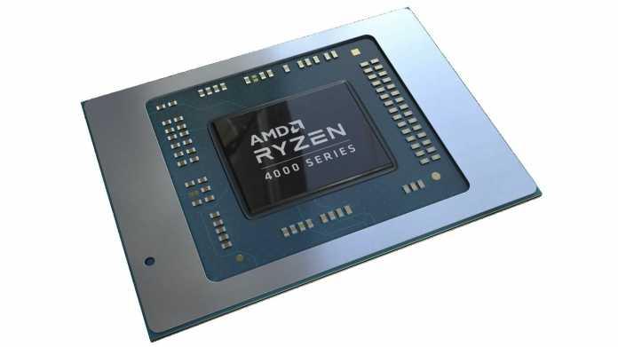 Ryzen 4000: AMDs Achtkern-Prozessoren für Notebooks starten