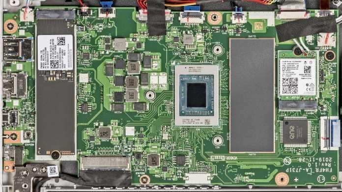 Notebook-Prozessoren: Ryzen 4000U stellt zehnte Core-i-Generation in den Schatten