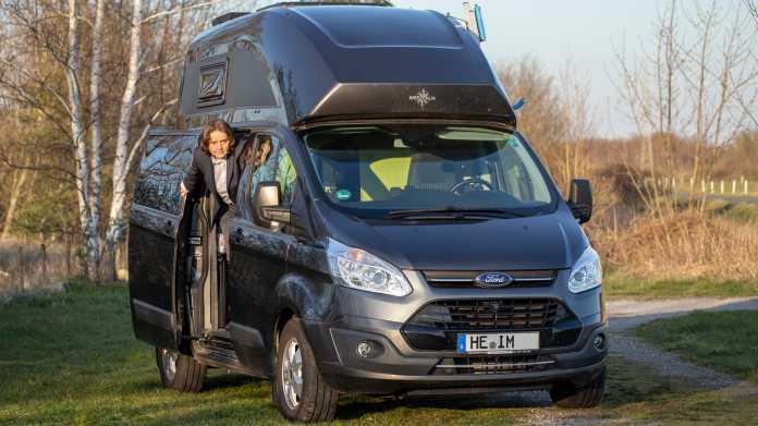 Erfahrungsbericht: ein Campingbus als mobiles Büro