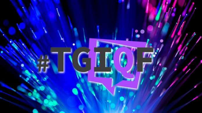 #TGIQF – das Newsquiz zur Kalenderwoche 19