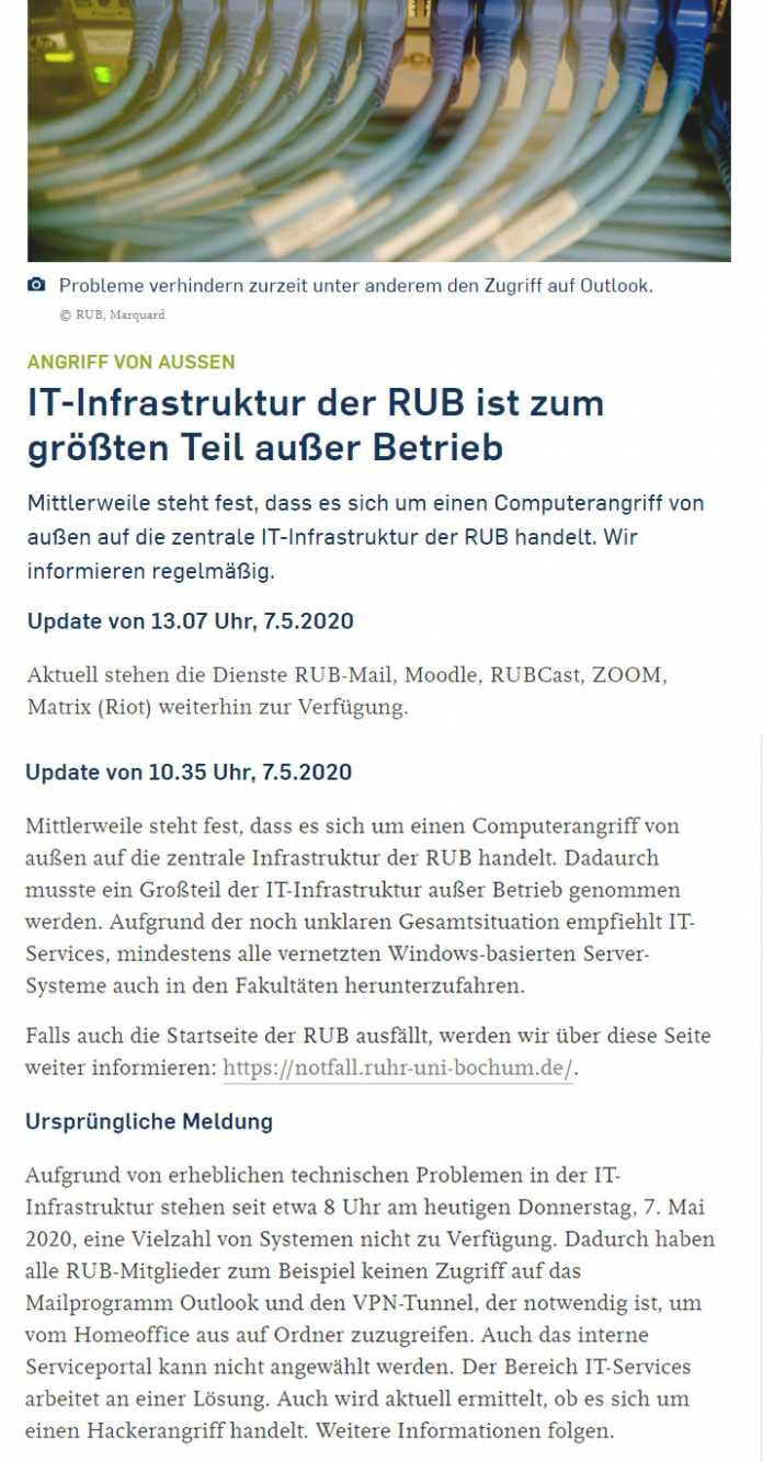 news.rub.de