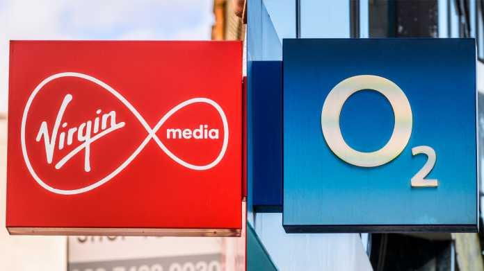 Großbritannen: O2 und Virgin Media tun sich zusammen