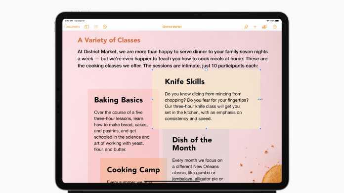 Office für iPad: Microsoft arbeitet an Maus- und Trackpad-Support