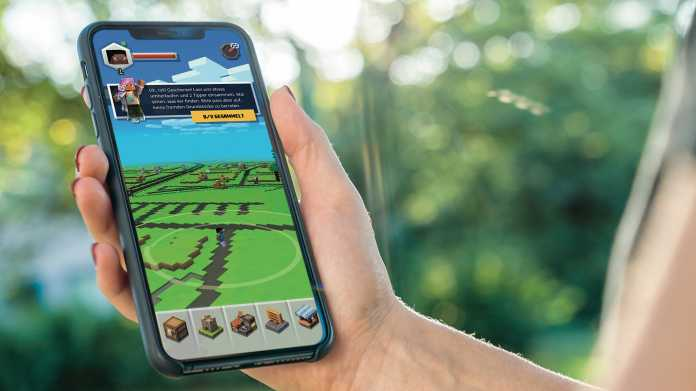 Frischluft schnappen: Acht iPhone-Spiele für draußen