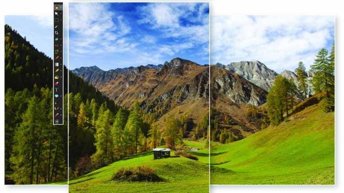 Bildbearbeitung mit Corel PaintShop Pro 2020