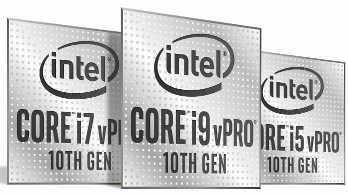 Intel Xeon W-1200 und Core i-10000 mit vPro-Funktionen für Firmen