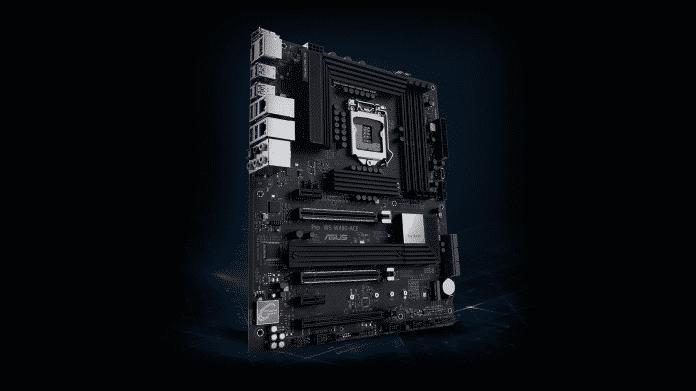 Asus stellt neues Mainboard und Workstation für Intels Xeon W-1200 vor