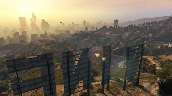 """GTA V"" ist kostenlos im Epic Games Store"