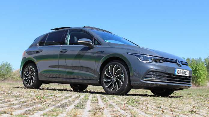 VW Golf: Lieferstopp wegen eCall-Problem, Rückruf möglich