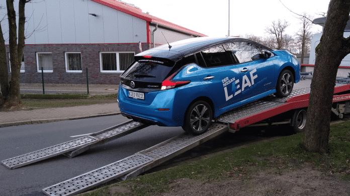 E-Auto auf dem Land: Jungfern-Fahrt