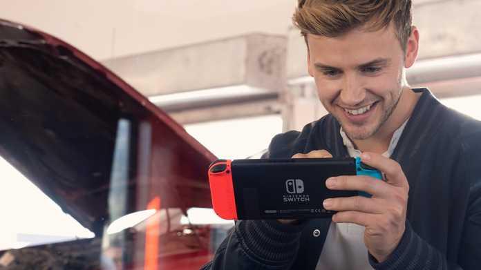 Nintendo zieht gegen Verkäufer von Switch-Hacks vor Gericht
