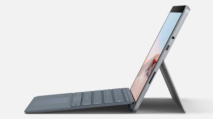 Surface Go 2: Microsofts günstigstes Tablet lässt sich etwas besser reparieren