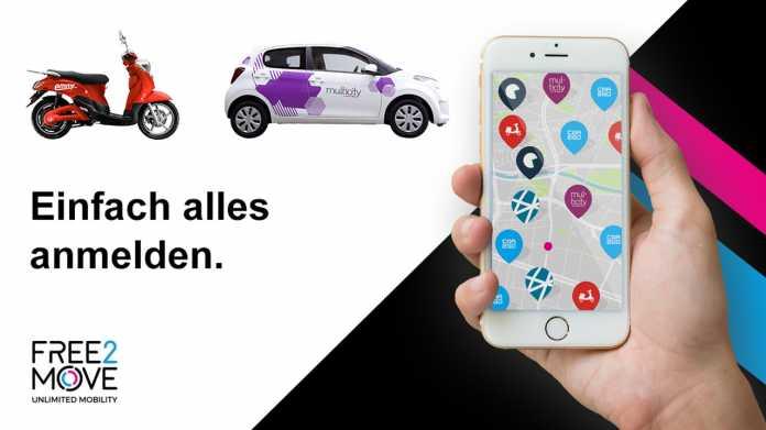 Carsharing-Angebot von PSA scheitert in Frankfurt