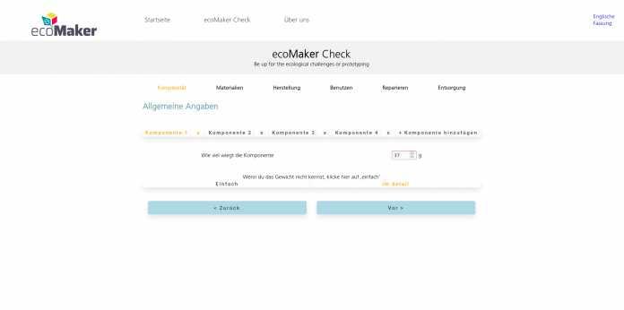 Ausprobiert: ecoMaker Check
