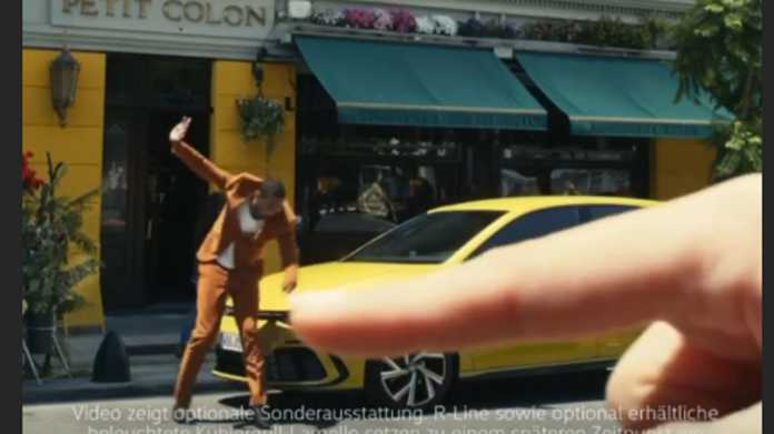 "VW nennt eigenen Werbespot ""falsch und geschmacklos"""