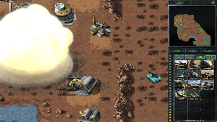EA veröffentlich den Quellcode von Command & Conquer: Remastered Collection