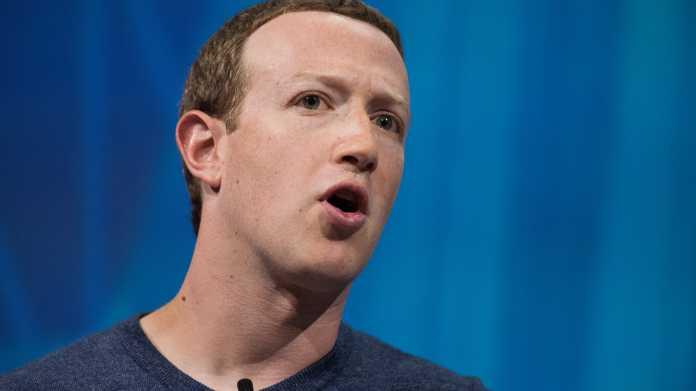 Zuckerberg: In 10 Jahren arbeiten 50 Prozent der Mitarbeiter von Zuhause