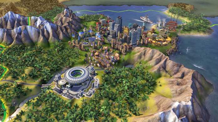"""Strategiespiel: """"Civilization 6"""" ist kostenlos im Epic Games Store"""