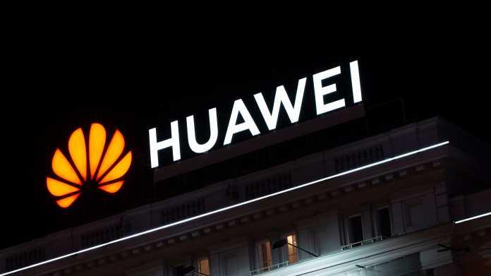 Großbritannien: Huawei soll aus landesweitem 5G-Mobilfunknetz verschwinden