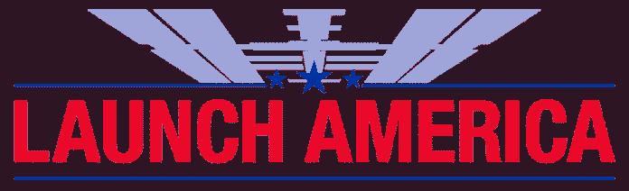 "Logo ""Launch America"""