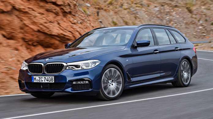 BMW 5er LCI