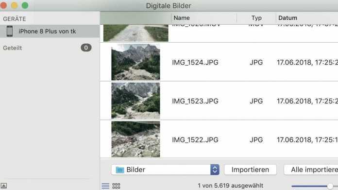 Festplatte voll wegen iPhone-Fotos-Bug: Auch weitere Apps betroffen