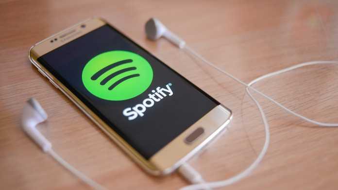 Spotify hebt Limit auf 10.000 Songs in der Bibliothek auf
