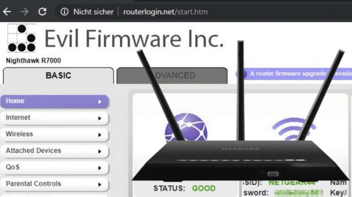 Netgear-Router: Update-Prozess unsicher, Hersteller schweigt
