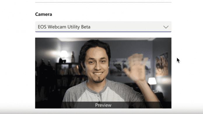 Canon EOS ohne Capturing-Device als Webcam am Mac