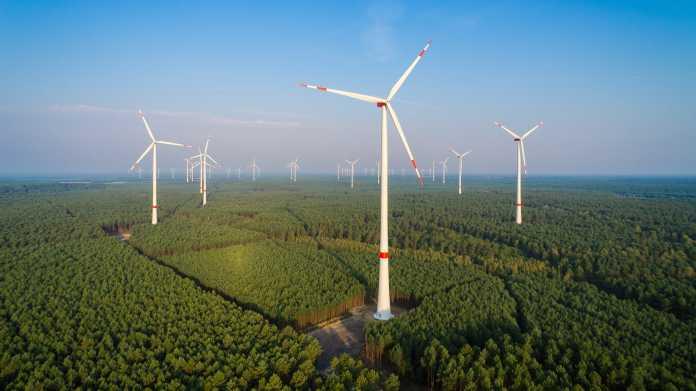 Ökostrom-Anteil steigt in Deutschland auf über 50 Prozent