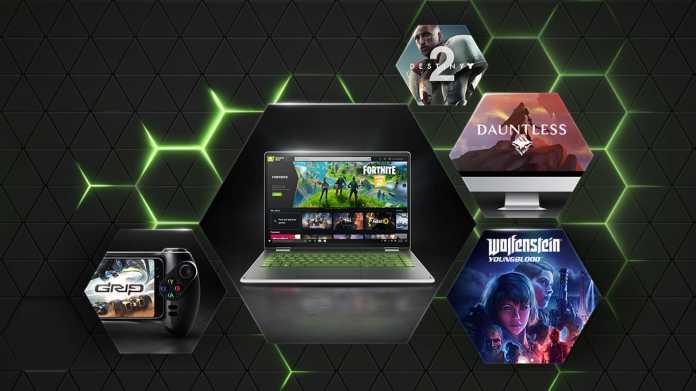 Nvidia GeForce Now: Studios müssen Cloud-Gaming jetzt explizit erlauben