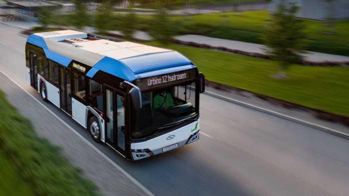 100 Wasserstoff-Tankstellen für Bayern