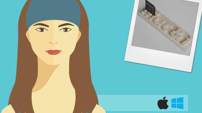 Blender: 3D-Modellierung als Vorbereitung zum 3D-Druck
