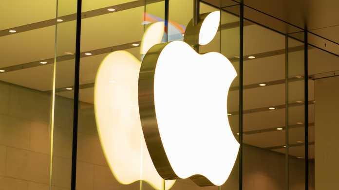 """Apple schließt kritische Lücke in Anmeldedienst """"Sign in with Apple"""""""