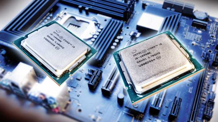Core i9-10900K und Core i5-10600K gegen Ryzen 3000