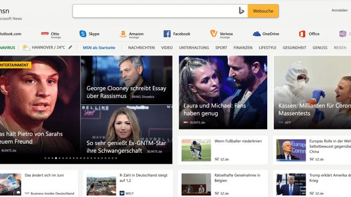 Microsoft ersetzt Journalisten durch Künstliche Intelligenz