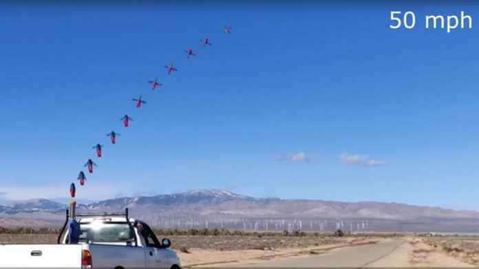 ICRA: Wenn die Drohne aus der T-Shirt-Kanone kommt