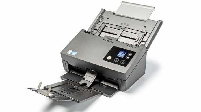 Dokumentenscanner Avision AD370 für größere Aktenstapel