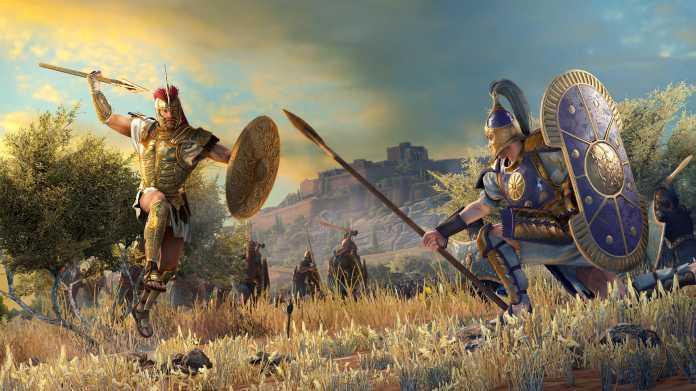 """""""Total War: Troy"""" erscheint exklusiv und kostenlos im Epic Games Store"""