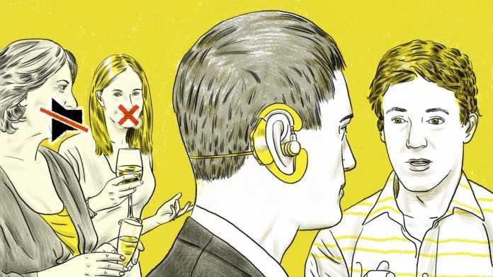 Wie Hörgeräte mit EEG-Sensoren erkennen, wem man zuhören will