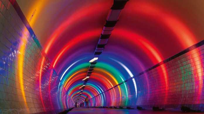 Mitmach-Workshop: Farbe in der Architekturfotografie
