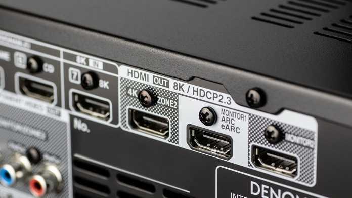 HDMI 2.1: Erste AV-Receiver mit 8K-Schnittstelle ab Juli erhältlich