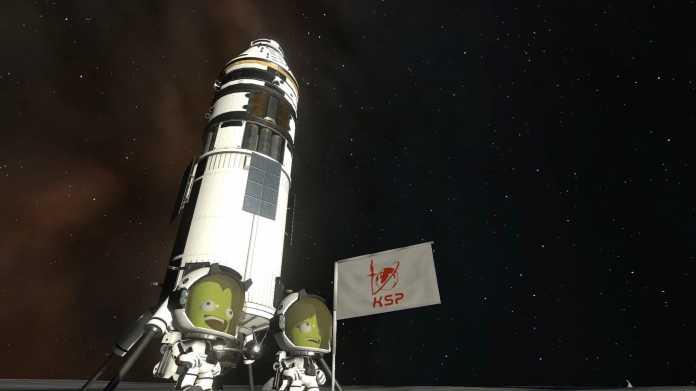 """""""Kerbal Space Program 2"""": Wie Publisher Take-Two den Entwickler zerschmetterte"""