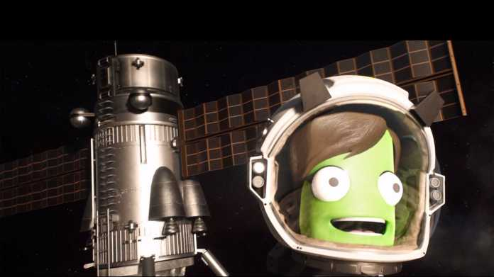 Gamescom: Kerbal Space Program 2 angekündigt